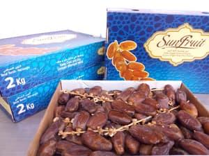 Jual kurma tunisia Sunfruit 2 kg