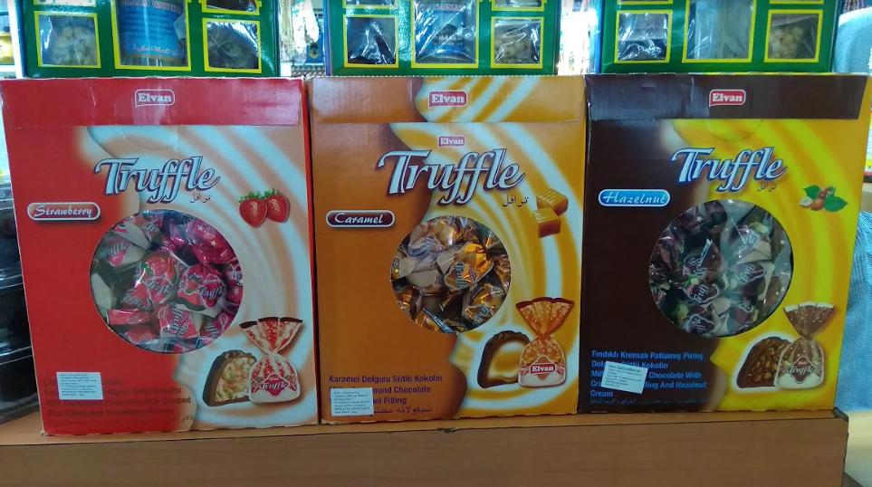 jual coklat arab oleh oleh haji tanah abang murah