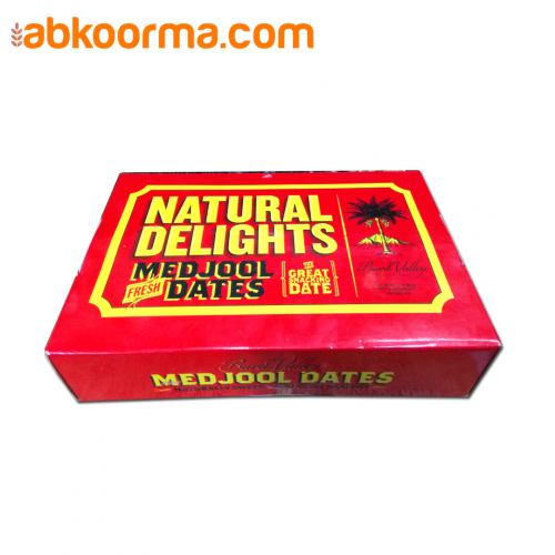 Kurma Medjool California Natural Delight 1 kg