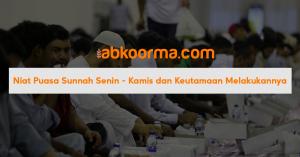 Read more about the article Niat Puasa Sunnah Senin Kamis (dan keutamaan melakukannya)