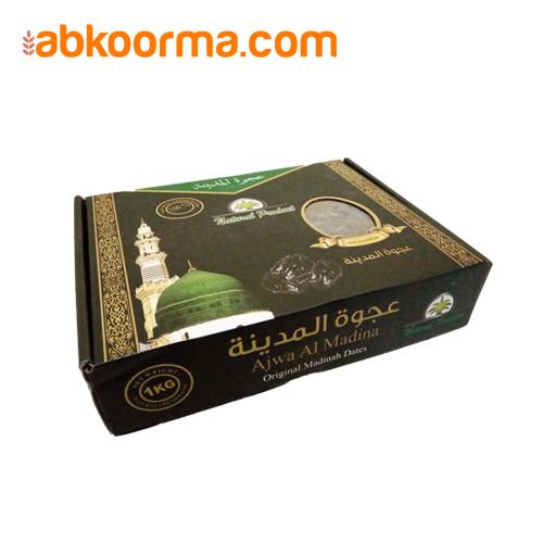 Kurma Ajwa Al Madinah 1 Kg